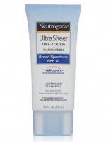 Neutrogena Ultra Sheer Dry-Touch Sunscreen SPF 70 3 oz [086800687702]