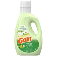 Gain Liquid Fabric Softener, Original Scent 64 oz [037000405221]