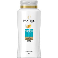 Pantene Pro-V Smooth & Sleek, 2 in 1 Shampoo & Conditioner 25.4 oz