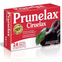 Prunelax Ciruelax Laxative Tablets 24 ea [818951000334]