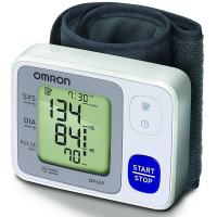 Omron 3 Series Wrist Blood Pressure Monitor 1 ea [073796266295]