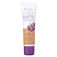 Rimmel Stay Matte Foundation, Natural Beige 1 oz [3607342675841]
