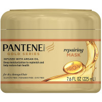 Pantene Pro-V Gold Series Repairing Mask 7.6 oz [080878183616]