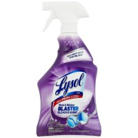 Lysol Mold & Mildew Foamer w. Bleach, Bathroom Cleaner Spray 28 oz [019200899536]