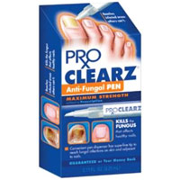 Pro Clearz Anti-Fungal Pen 0.11 oz [080376015792]