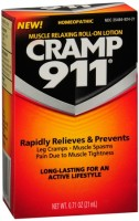 Cramp 911 Muscle Relaxing Roll-On Lotion 21 mL [094922102874]
