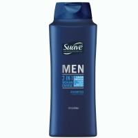 Suave Men 2 in 1 Shampoo and Conditioner Ocean Charge 28 oz [045893063596]
