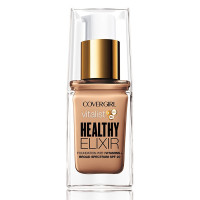 CoverGirl Vitalist Healthy Elixir Foundation, [742] Medium Beige 1 oz [046200004165]