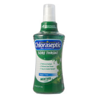 Chloraseptic Sore Throat Spray, Menthol 6 oz [378112011048]