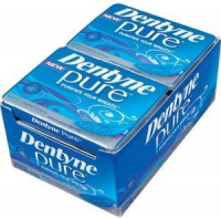 Dentyne Pure Gum Sugar Free Mint Herb 10 packs (9ct per pack)  [012546032353]