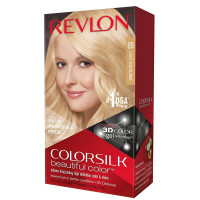 Revlon ColorSilk Beautiful Color Permanent Hair Color Light Sun Blonde 95 1 Each [309978456957]
