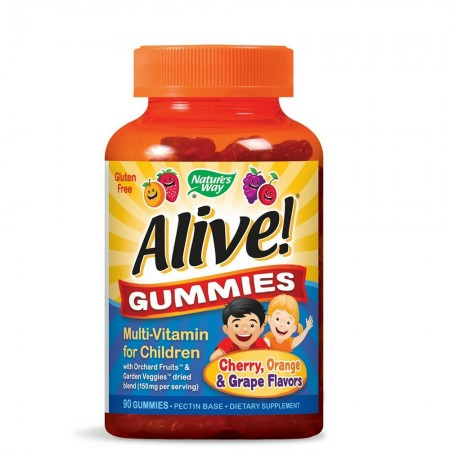 Nature's Way Multivitamin Gummies for kids 90 ea [033674157893]