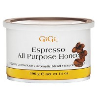 GiGi Espresso All Purpose Honee Wax 14 oz [073930025207]