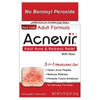 ACNEVIR Adult Acne & Redness Relief Gel 0.75 oz [072959015084]