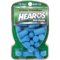 Hearos Xtreme Protection Ear Plugs [NRR 32] ,14 Pairs ea. [756063058266]