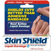 Skin Shield Liquid Bandage 0.45 oz [363736294458]