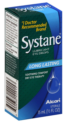 Systane Lubricant Eye Drops 15 mL [300650429153]