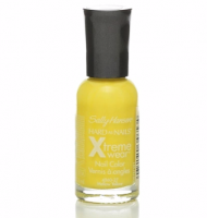 Sally Hansen Hard as Nails Xtreme Wear, Mellow Yellow [27], 0.4 oz [074170346534]