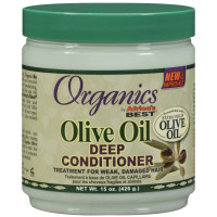 Africa's Best Organics Olive Oil Deep Conditioner 15 oz [034285248154]