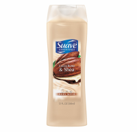 Suave Naturals Creamy Body Wash Cocoa Butter & Shea 12 oz [079400602862]