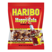 Haribo Happy Cola 5 oz [042238323643]