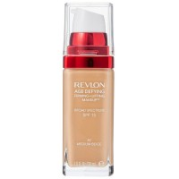 Revlon Age Defying Firming + Lifting Makeup, Medium Beige [40] 1 oz [309974531405]