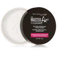 Maybelline Facestudio Master Fix Setting + Perfecting Loose Powder, Translucent 0.21 oz [041554455588]