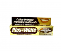 Plus White Coffee Drinkers' Whitening Toothpaste 3.50 oz [018515272249]