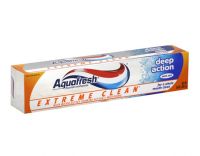 Aquafresh Extreme Clean Toothpaste Deep Action 5.60 oz [053100338757]