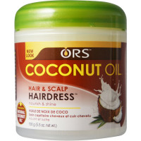 ORS Coconut Oil Hairdress 5.5 oz [632169120147]