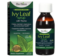 Herbion Naturals Ivy Leaf Syrup with Thyme, 5 fl oz [040232380129]