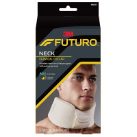 FUTURO Soft Cervical Collar Neck, Adjustable 1 ea [051131201361]