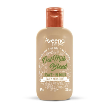 Aveeno Oat Milk Blend Leave-In Hair Treatment 3.3 oz [052800673021]