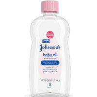 JOHNSON'S Baby Oil 14 oz [381370033141]