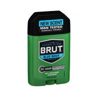 BRUT Anti-Perspirant & Deodorant, Blue Wave 2 oz [827755090953]