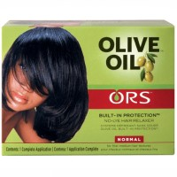 ORS Olive Oil No Lye Relaxer Kit, Normal 1 ea [632169110988]