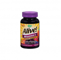 Nature's Way Alive! Womens Multivitamin Chewable Gummies 60 ea [033674159033]