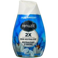Renuzit Gel Air Freshener, Pure Breeze 7 oz [023400000982]