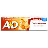 A+D Diaper Rash Ointment & Skin Protectant, Original 4 oz [041100811240]