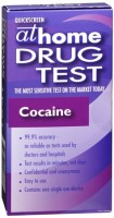 At Home Drug Test Cocaine 1 Each [674033090736]