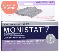 MONISTAT 7  Cream Disposable Applicators 7 Each [363736442637]