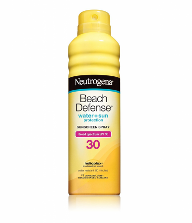 Neutrogena Beach Defense SPF 30 Spray 6.5 oz [086800872733]