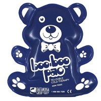 Chattanooga Boo-Boo Pac Reusable ColPac Cold Therapy for Kids 1 ea [048694015344]