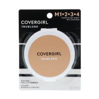 CoverGirl TruBlend Mineral Pressed Powder, Translucent Honey 0.39 oz [022700098491]