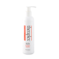 Theraplex Hydro Lotion, Daily Skin Moisturizer for Cracked and Dry Skin, Paraben Free and Dermatologist Recommended 8 oz