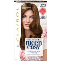 Clairol Nice 'n Easy [5G] Medium Golden Brown Permanent Hair Color 1 ea [070018116659]