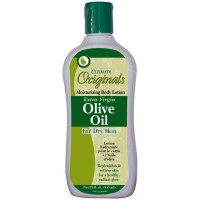 Ultimate Organics Moisturising Body Lotion, Extra-Virgin Olive Oil 12 oz [034285554125]