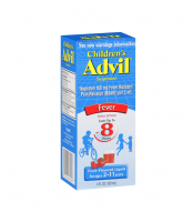 Advil Children's Suspension, Fruit Flavored 4 oz [305730170307]