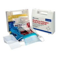 Pac-Kit by First Aid Only Bloodborne Pathogen Bodily Spill Kit, 24 Piece Kit, 1 ea [092265214988]