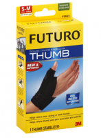 FUTURO Deluxe Thumb Stabilizer S-M Moderate Stabilizing 1 Each [051131198555]